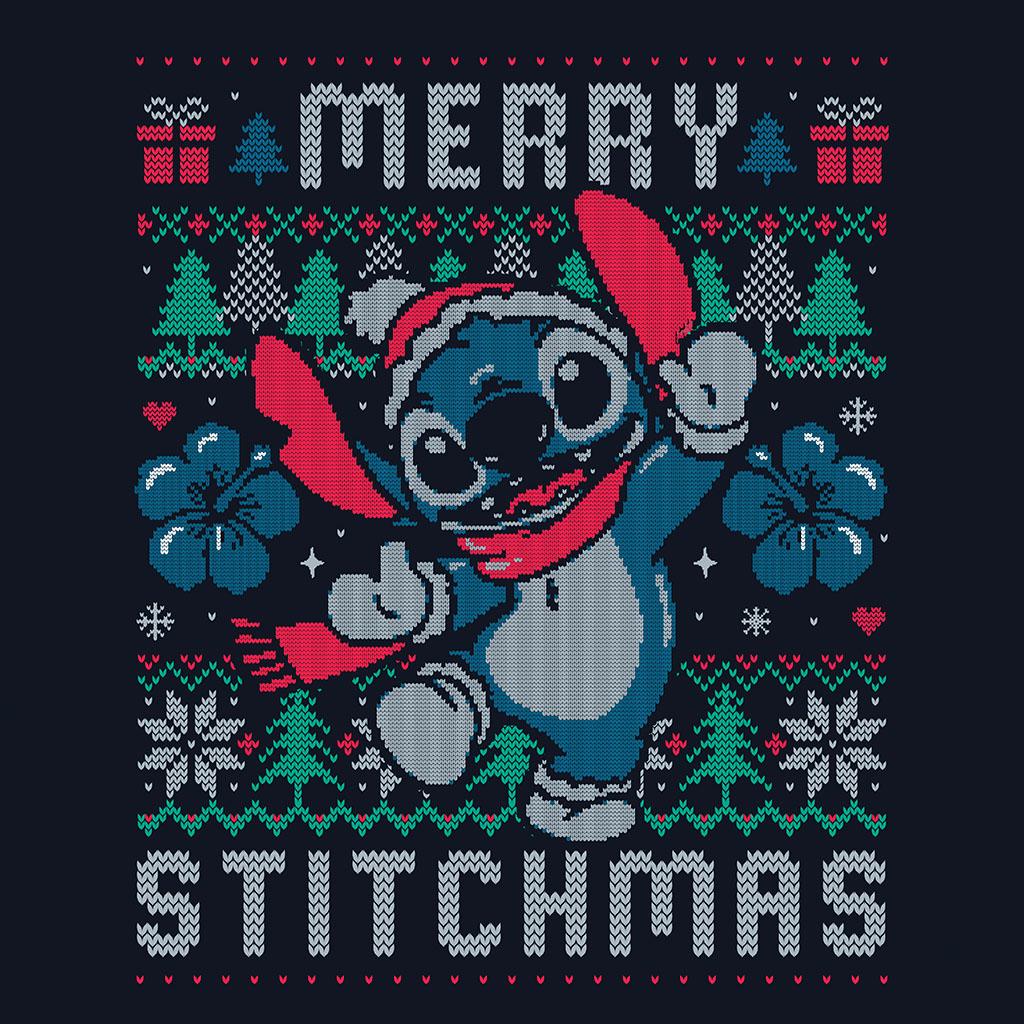 TeeTee: Merry Stitchmas