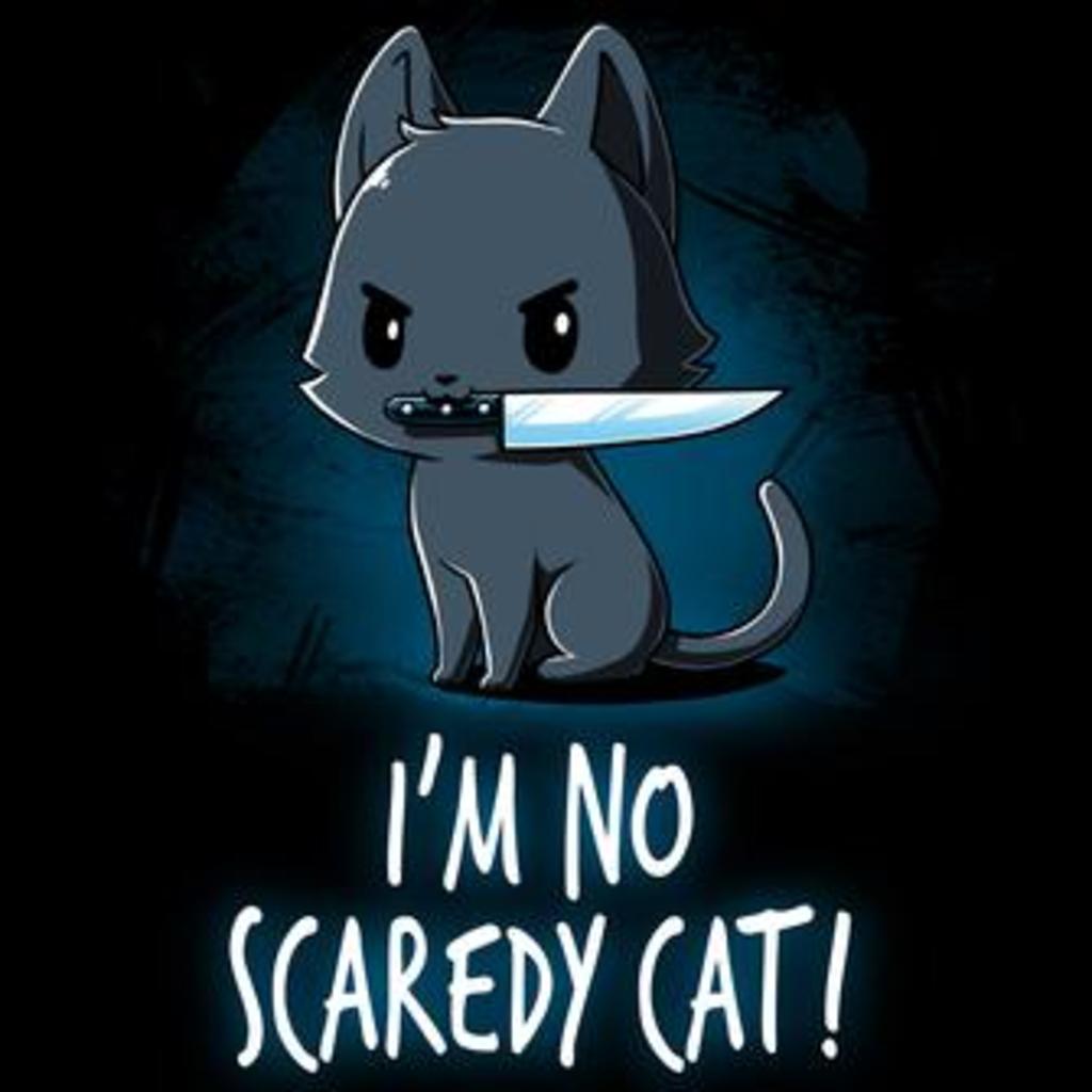 TeeTurtle: Scaredy Cat