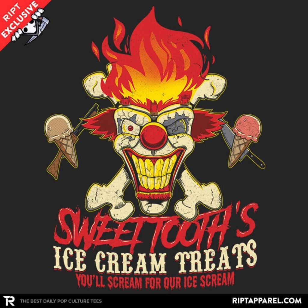 Ript: Sweet Tooth's Ice Cream Treats