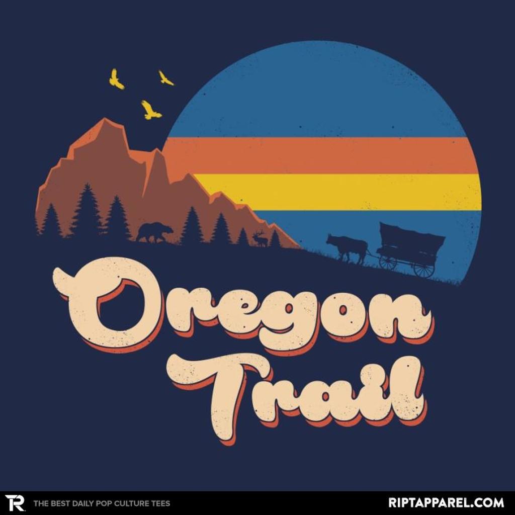 Ript: Retro Oregon Trail