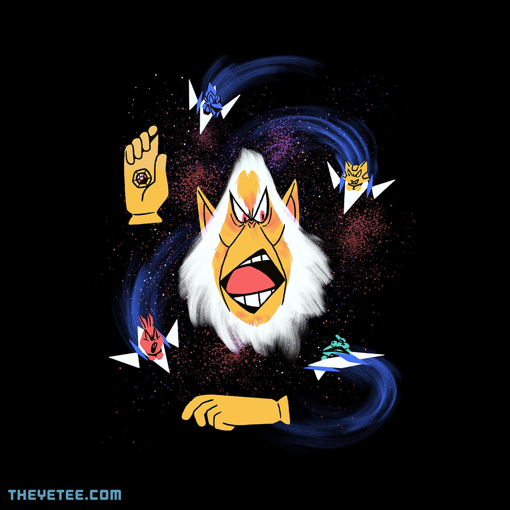 The Yetee: Space Pests