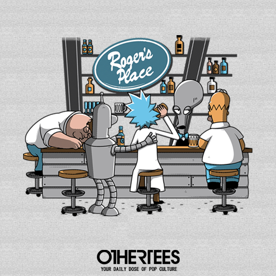 OtherTees: Roger's Place