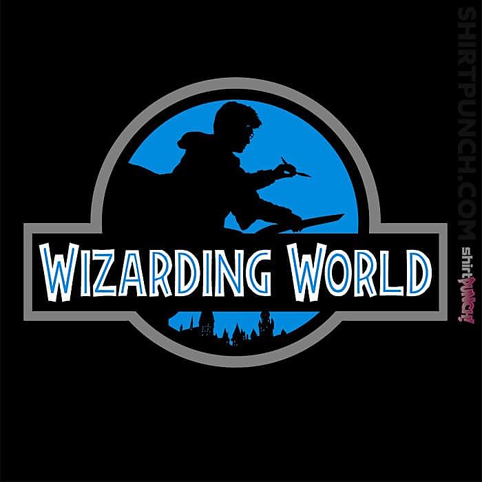 ShirtPunch: Wizarding World
