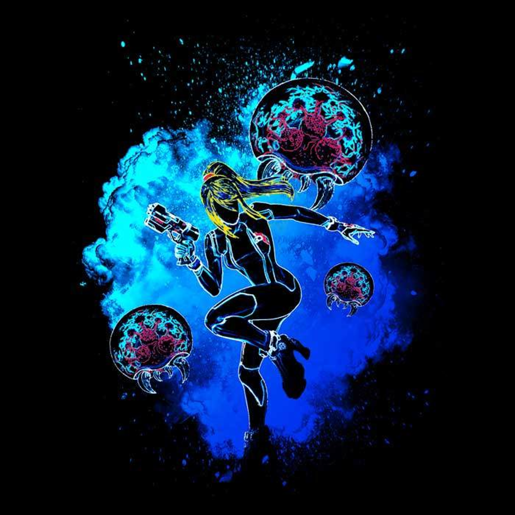 Once Upon a Tee: Soul of Zero Suit