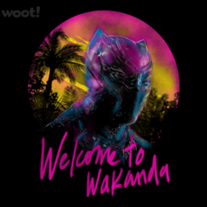Woot!: Welcome to Wakanda