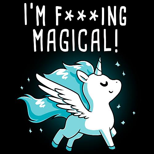 TeeTurtle: I'm F***ing Magical