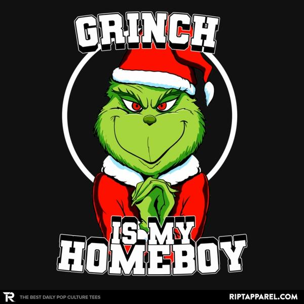 Ript: Grinch Is My Homeboy