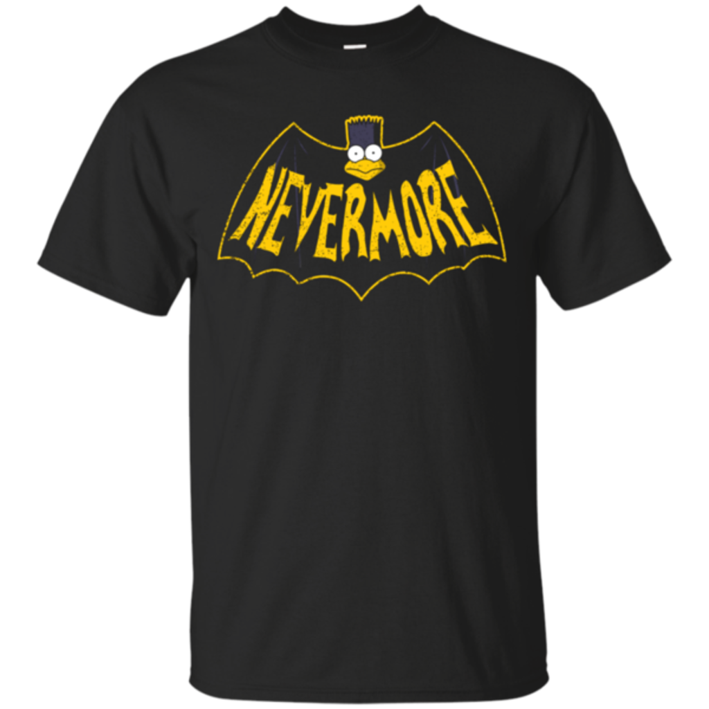 Pop-Up Tee: Nevermore