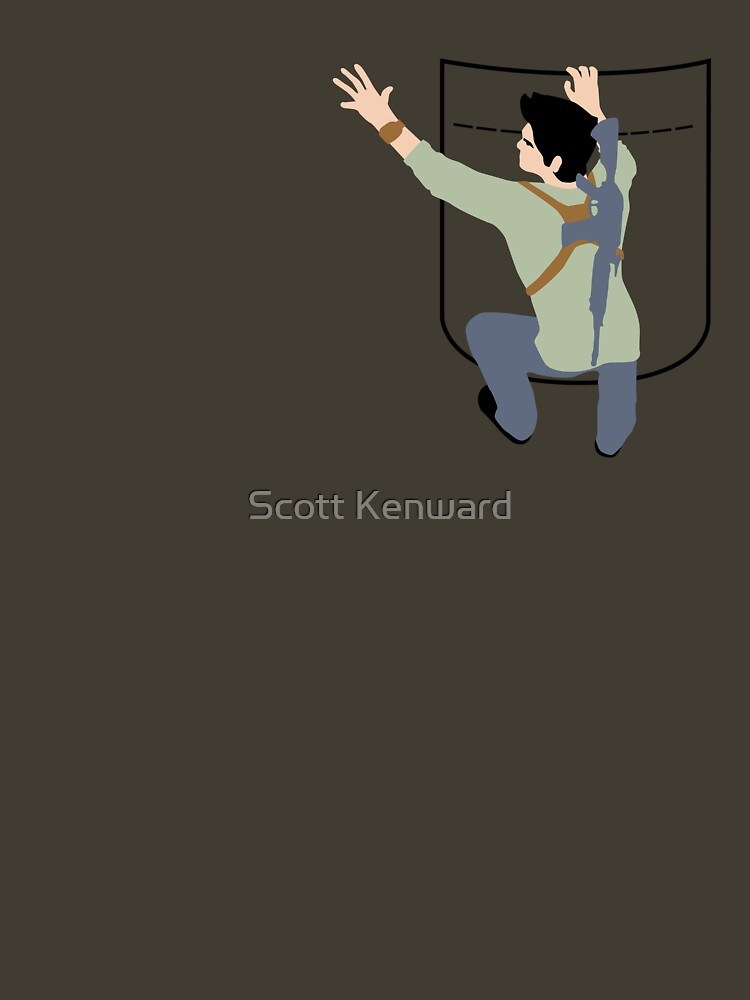RedBubble: Uncharted