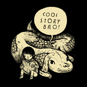 Pampling: Cool Story Bro!