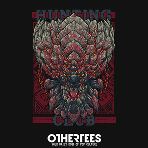 OtherTees: Hunting Club: Bazelgeuse