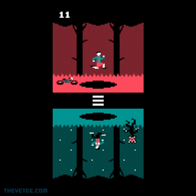 The Yetee: Stranger Fall