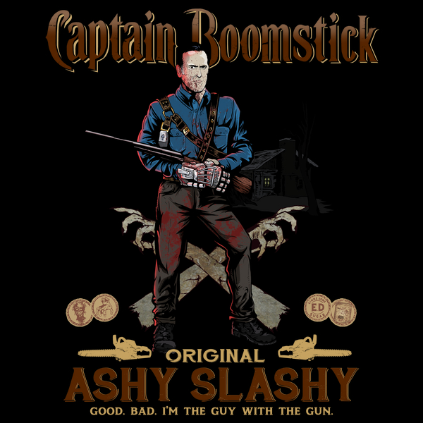 NeatoShop: Captain Boomstick