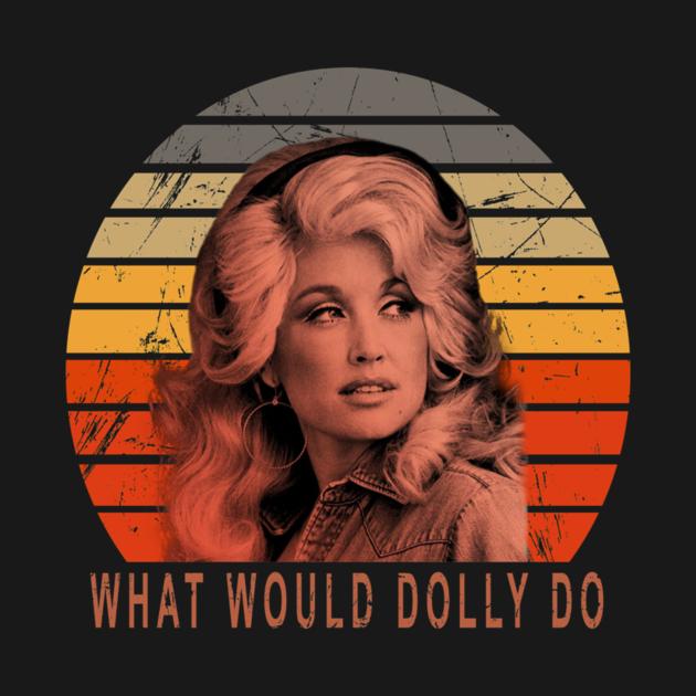 "TeePublic: ""Dolly-Parton""Love"