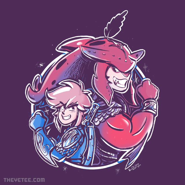 The Yetee: Believe in Yourself