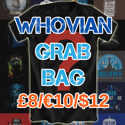 Aplentee: Whovian Grab Bag