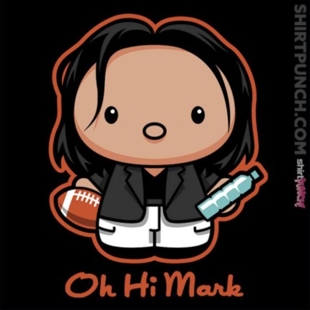 ShirtPunch: Oh Hi Mark