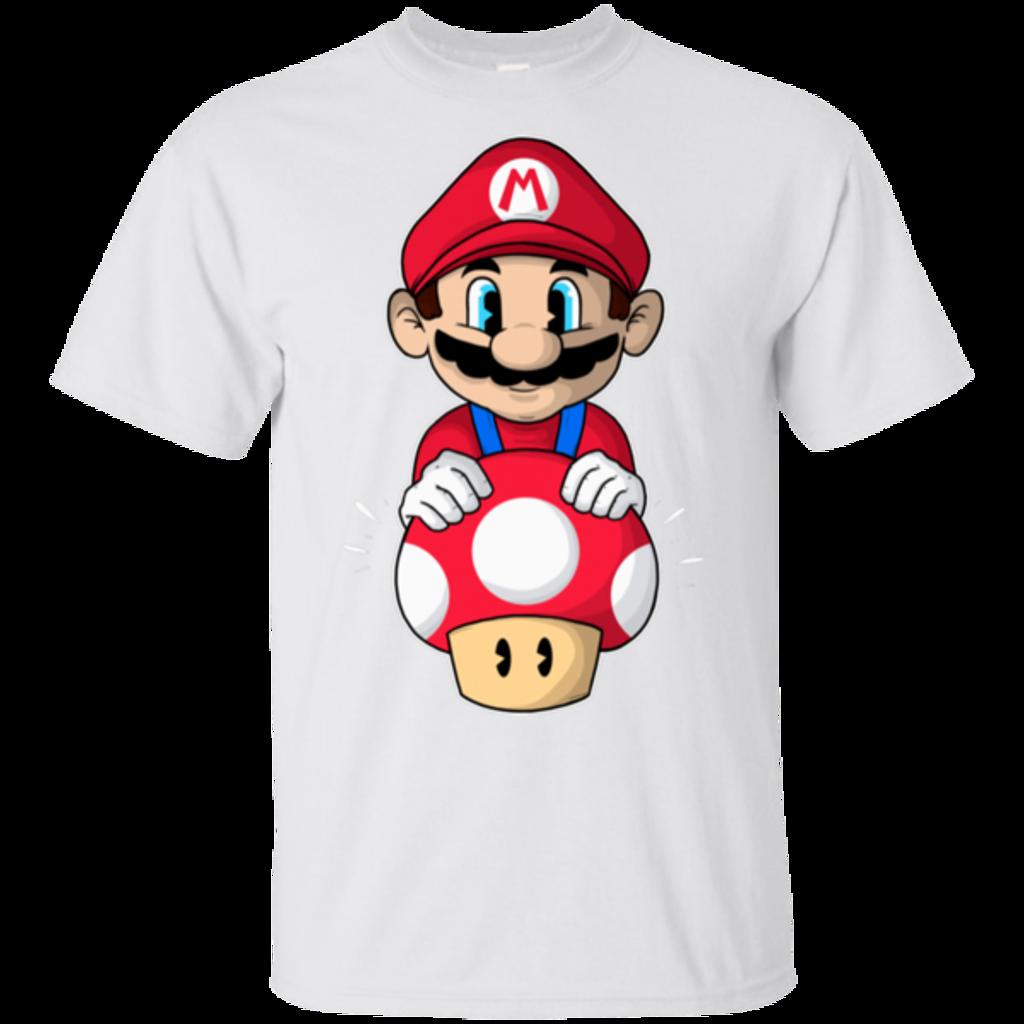 Pop-Up Tee: Mario Vida Pop