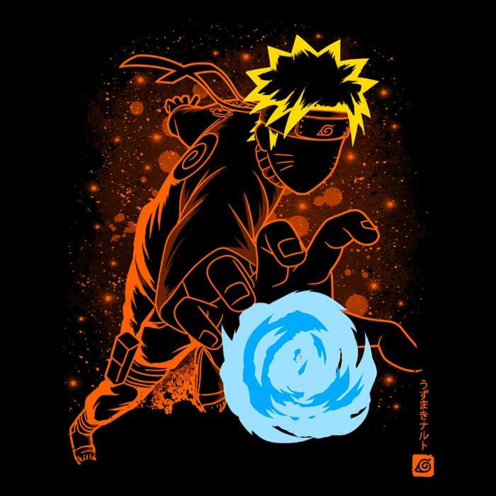 Once Upon a Tee: The Konoha