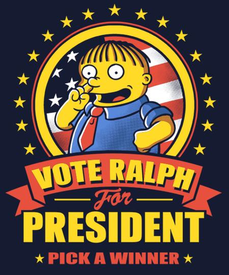 Qwertee: Ralph 2020