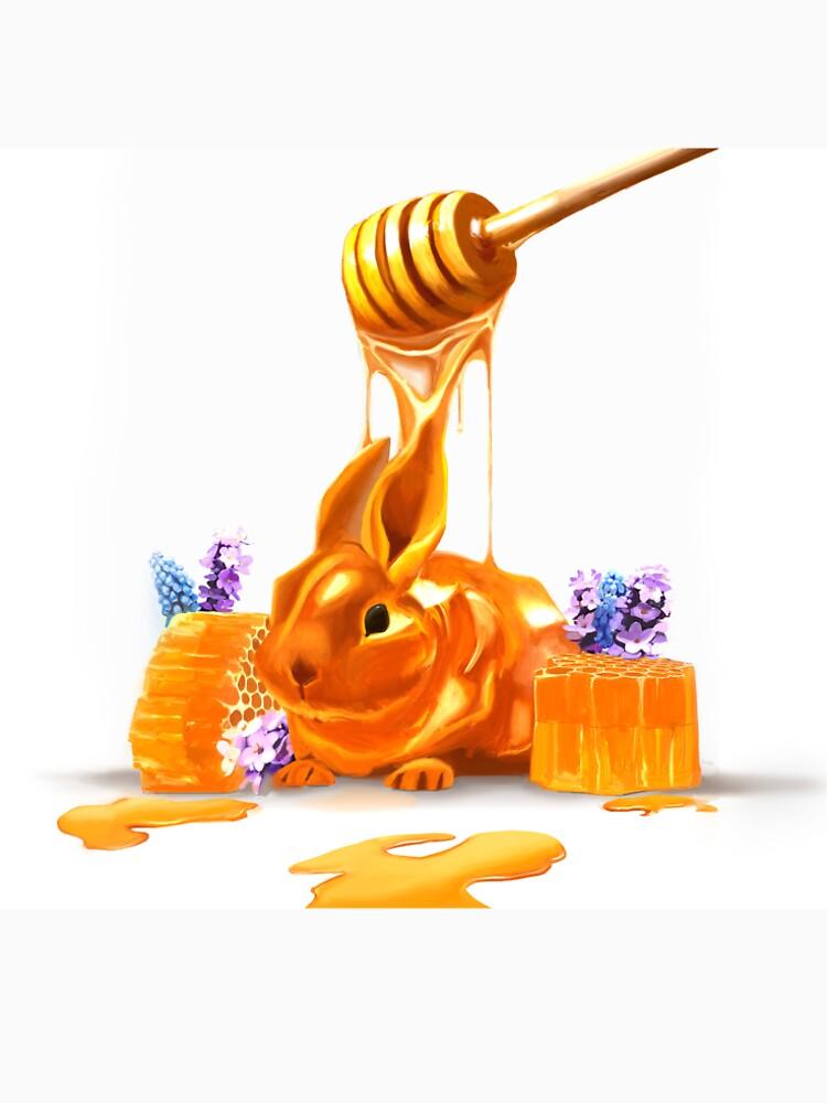 RedBubble: Honey Bunny