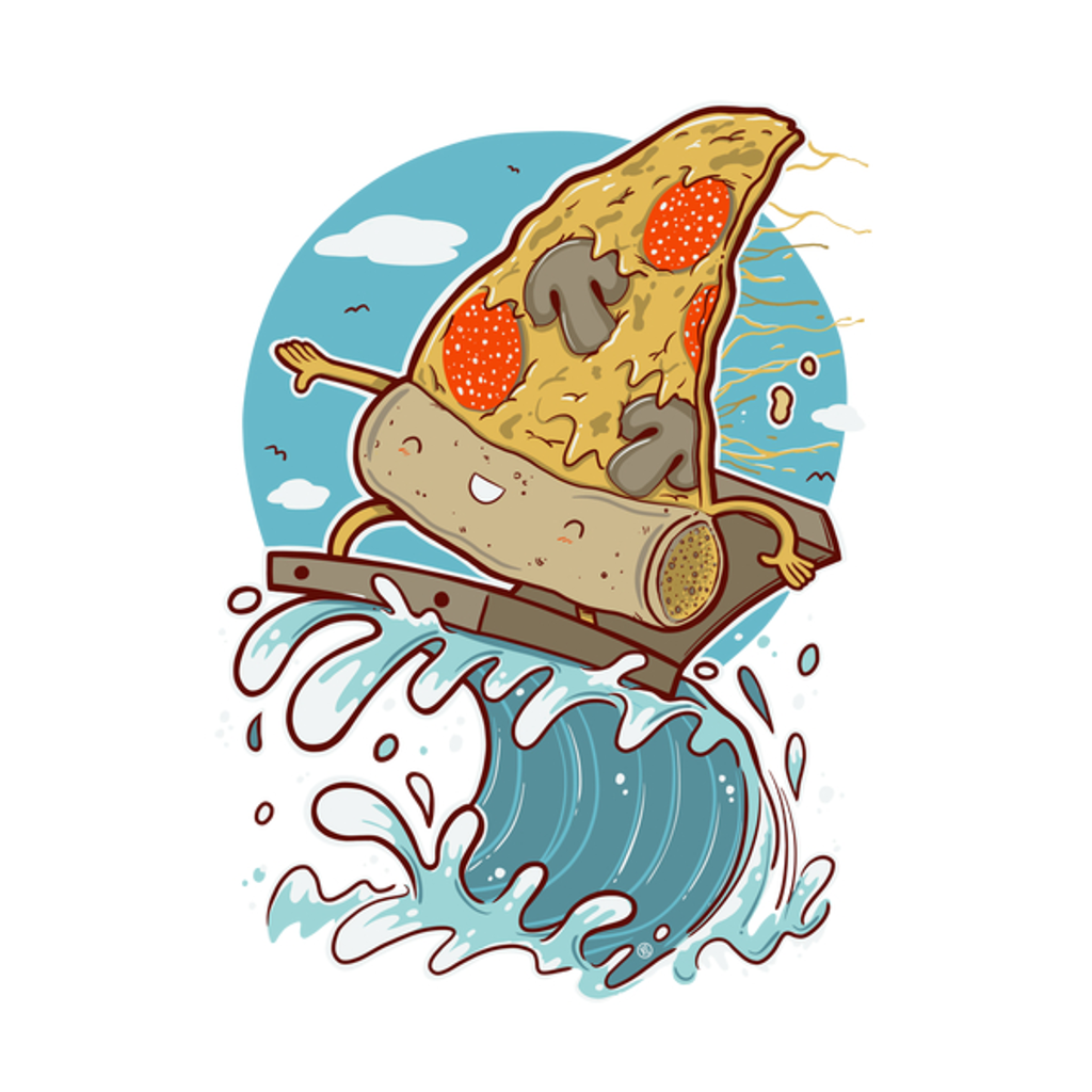 NeatoShop: PIZZA SURFING