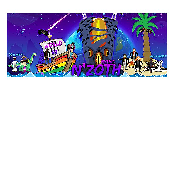 RedBubble: N'Zoth World 69 - Honolulu Guild
