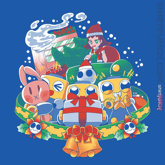 ShirtPunch: Holiday Delivery