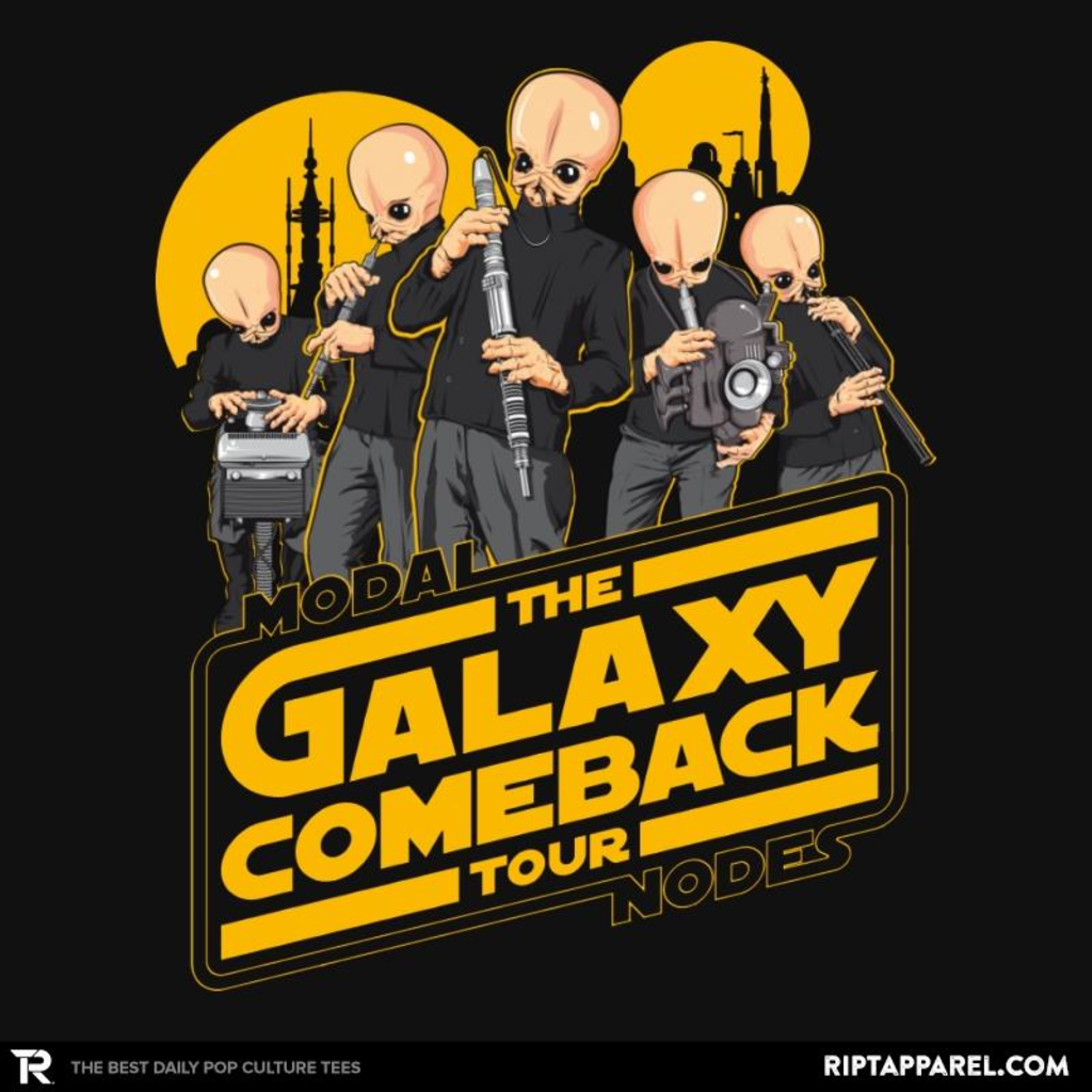 Ript: GALAXY COMEBACK TOUR
