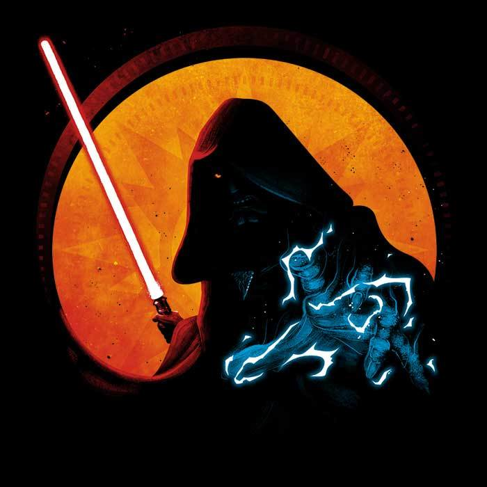 Once Upon a Tee: Unlimited Power