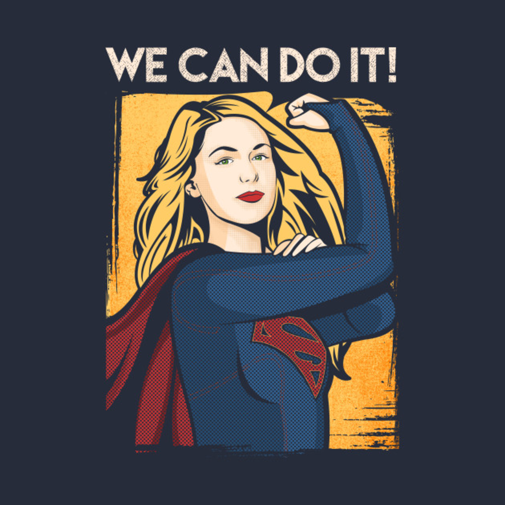 TeePublic: We Can Do It