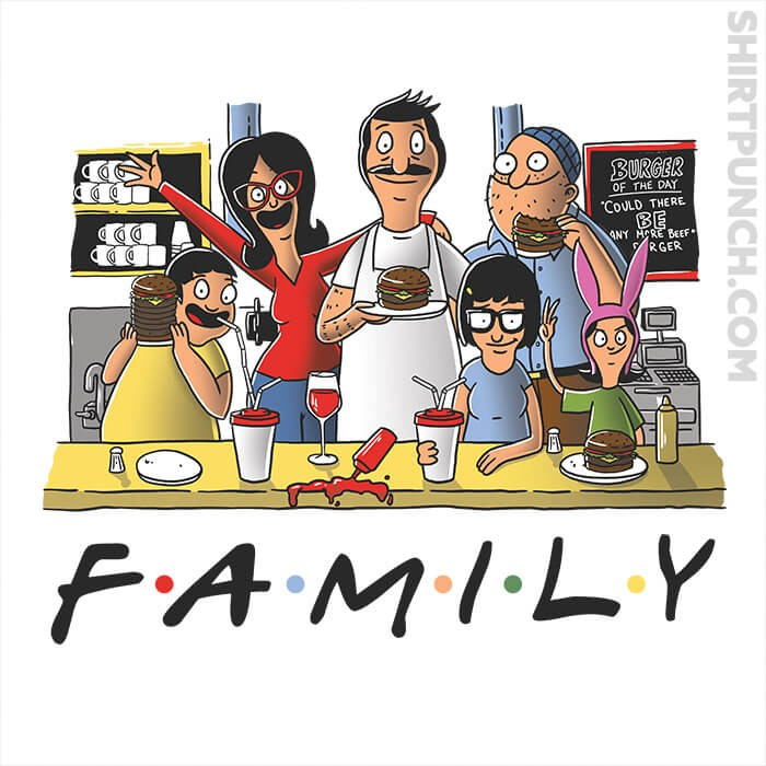 ShirtPunch: Family