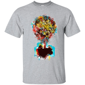 Pop-Up Tee: Magical Tree