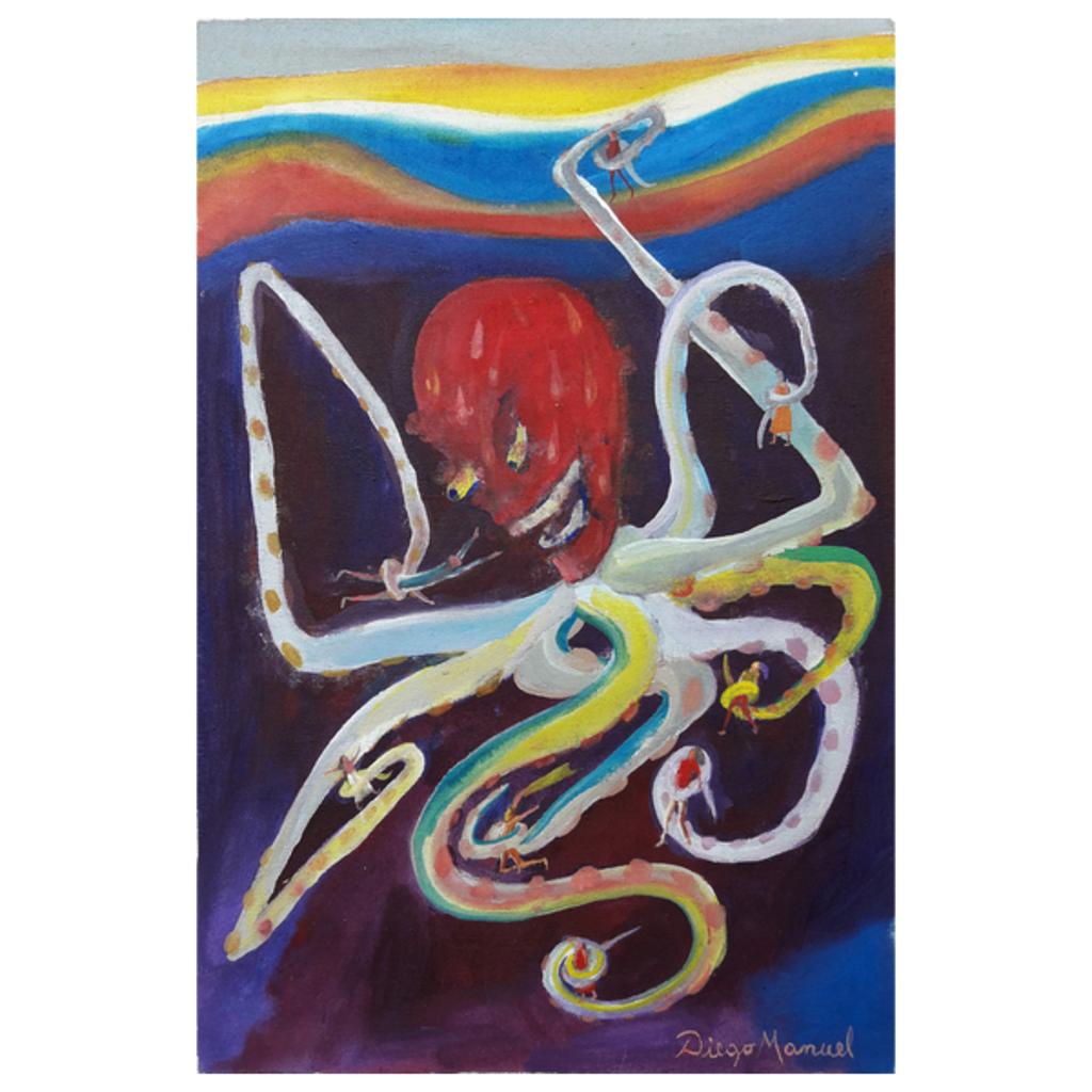 NeatoShop: Octopus 4 b