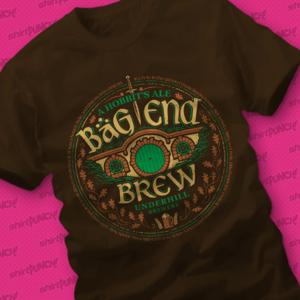 ShirtPunch: Bag End Brew