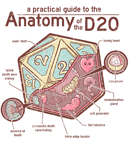 Qwertee: The Anatomy of the D20