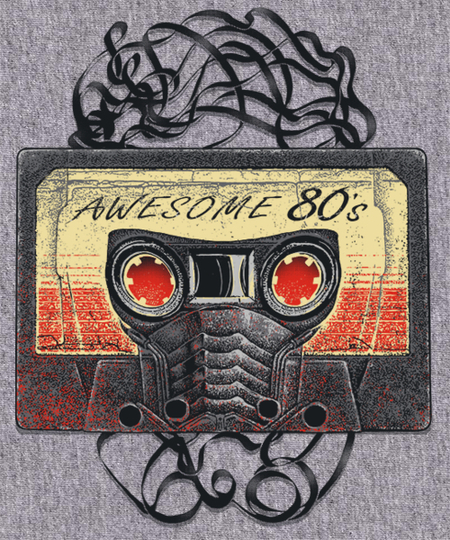 Qwertee: Awesome 80s