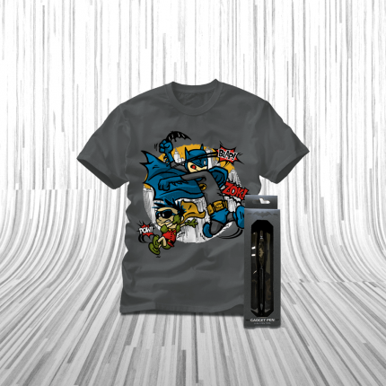 ShirtPunch: Batman Accessories Bundle