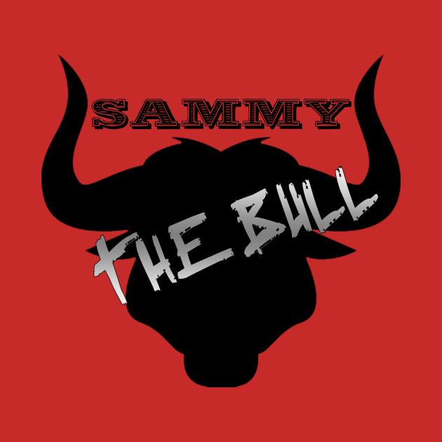 TeePublic: Sammy The Bull
