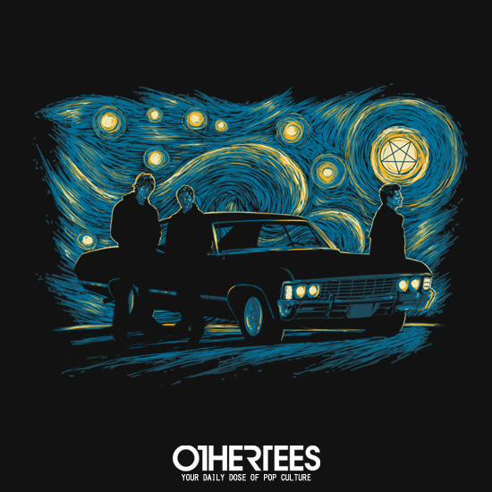 OtherTees: Hunters Night