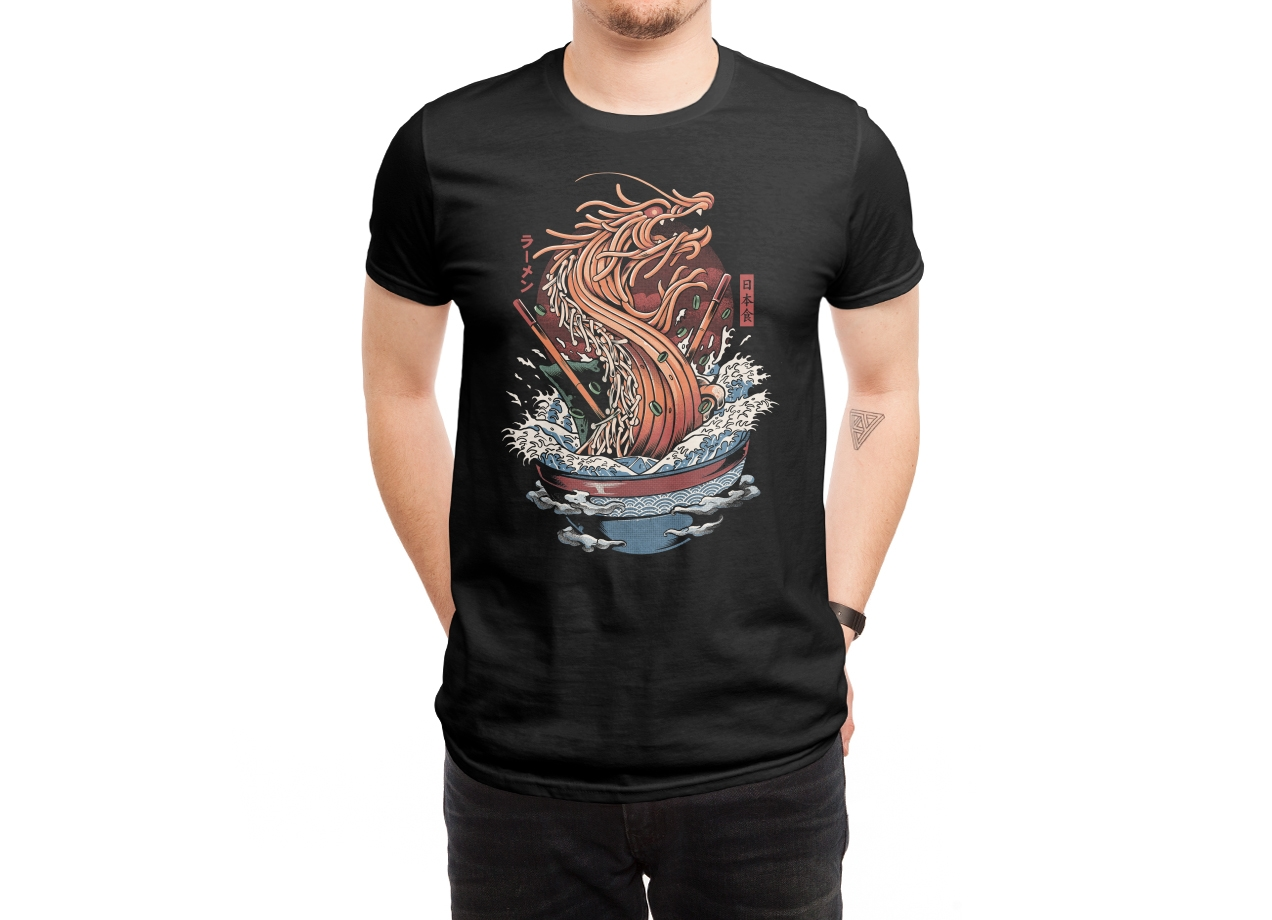 Threadless: Ramen Dragon
