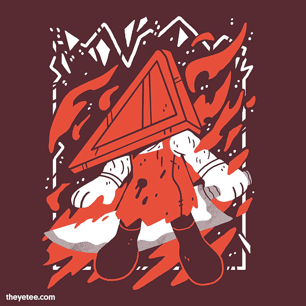 The Yetee: Great Knife