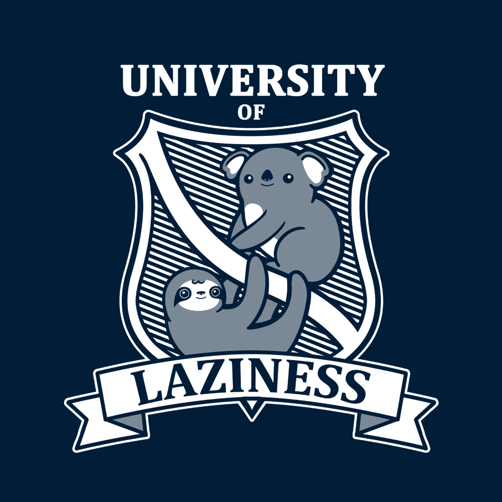 TeeTee: University of laziness