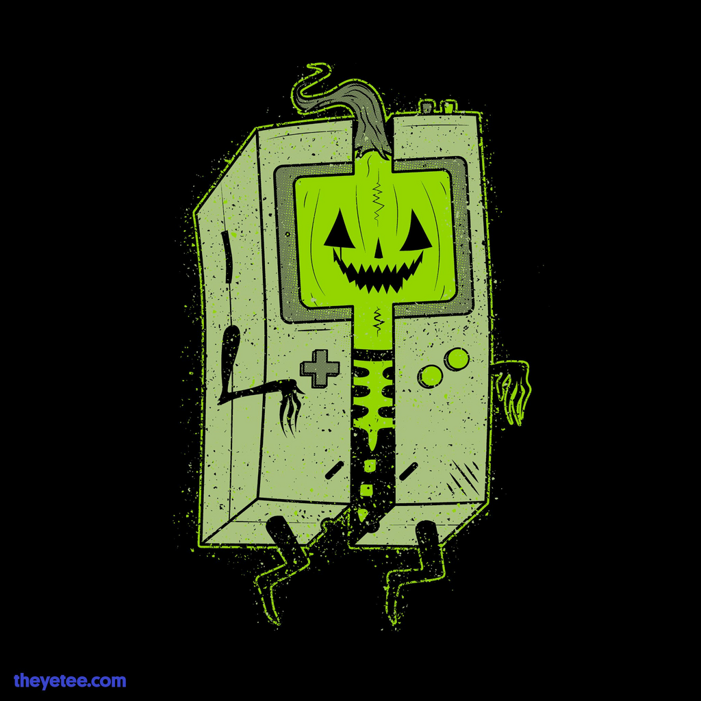 The Yetee: GHOUL BOY