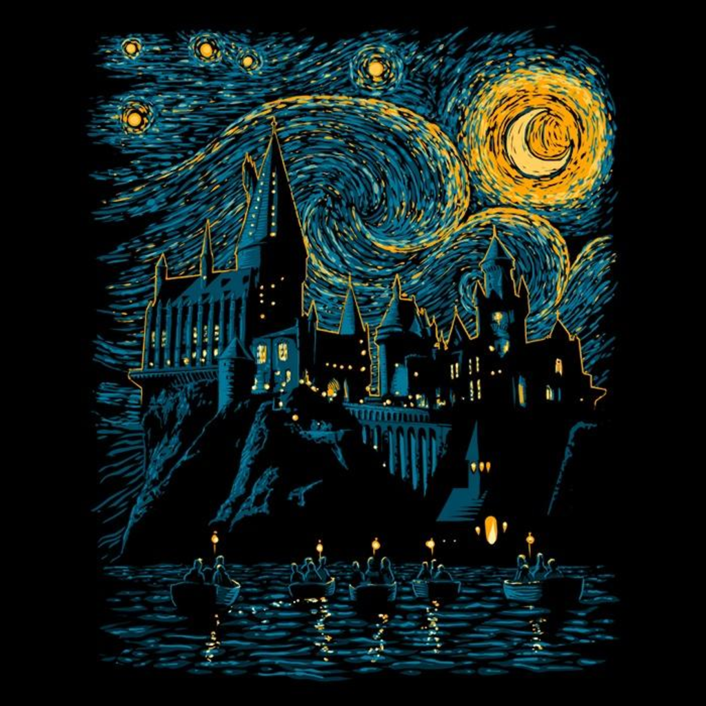 Once Upon a Tee: Starry School