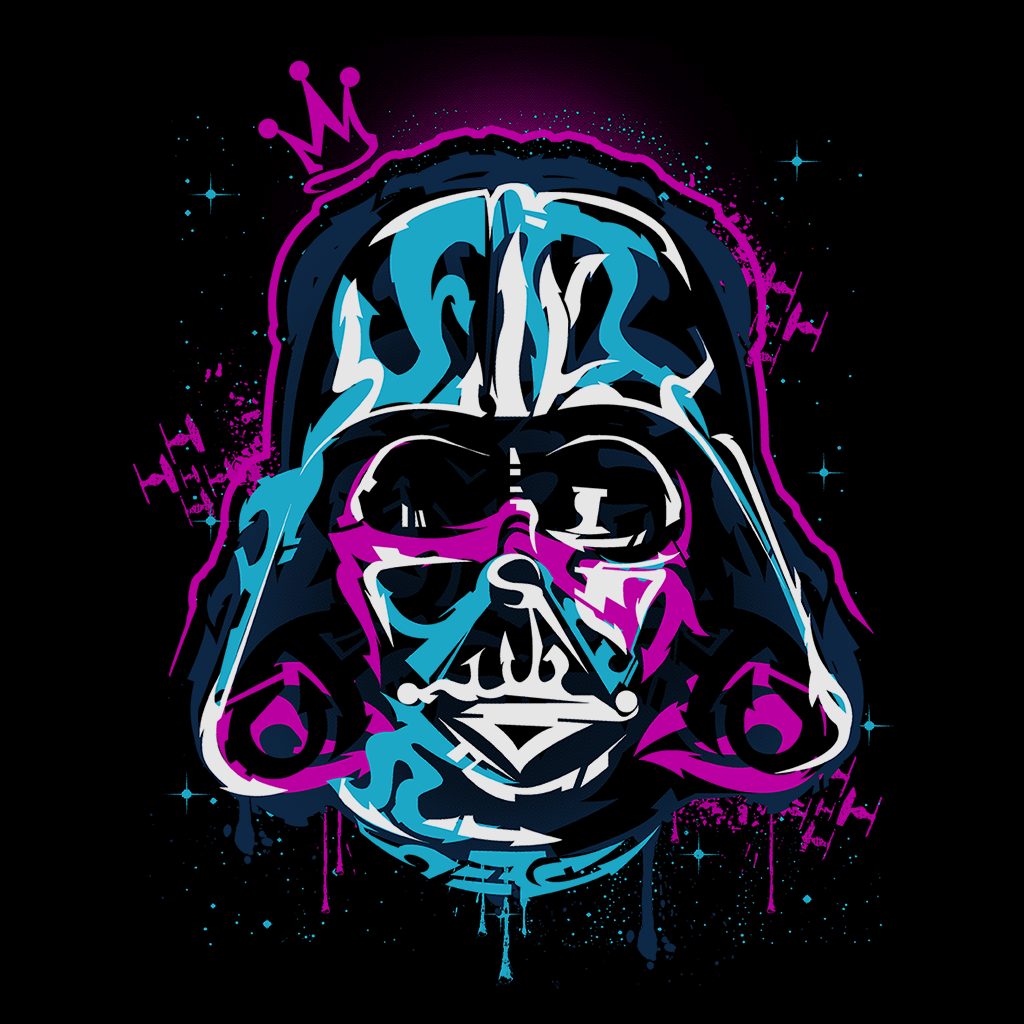 Pop-Up Tee: Sith Style