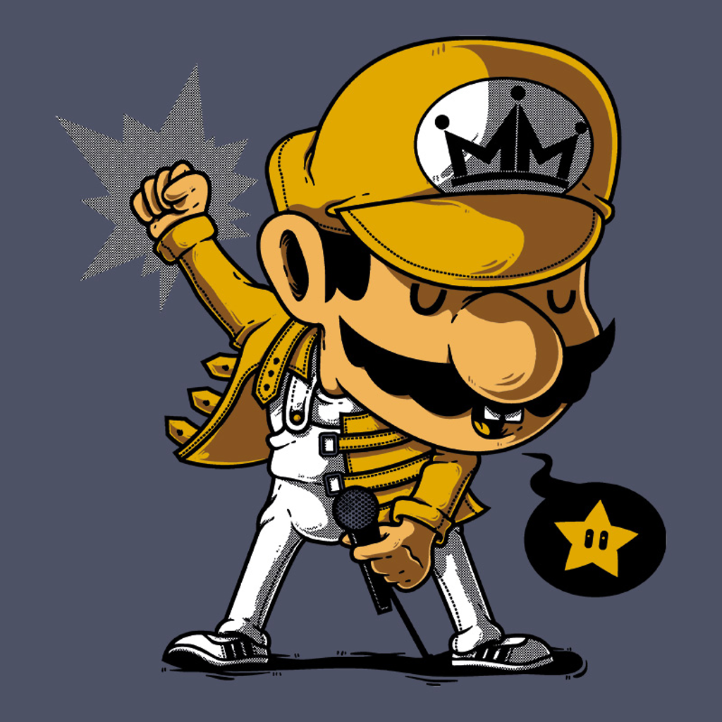 Pampling: Mario Mercury