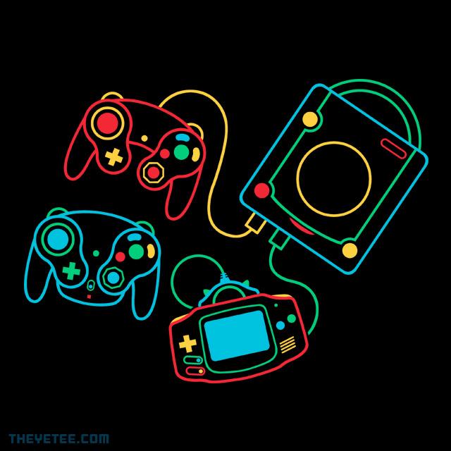 The Yetee: GameCom