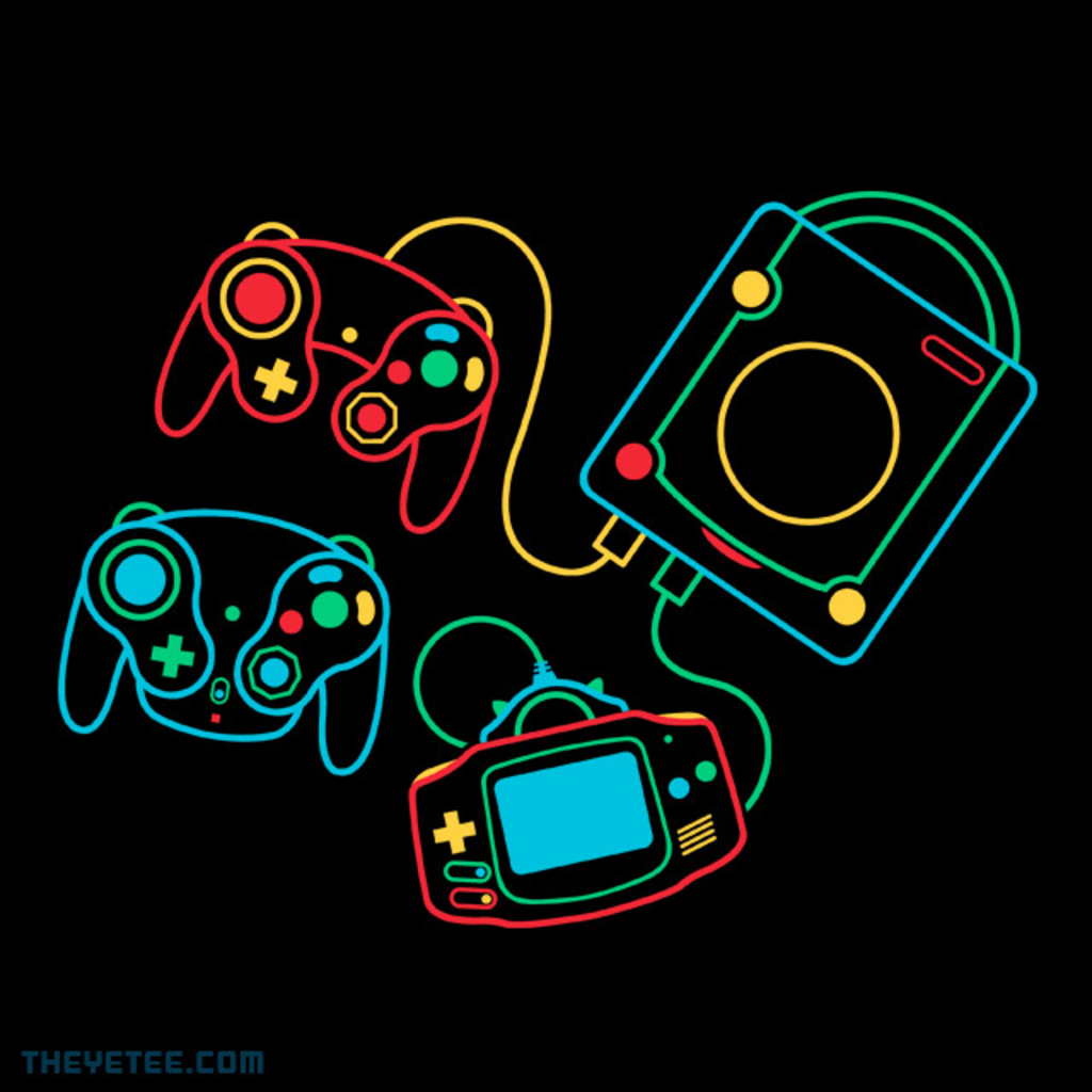 The Yetee: GameCom