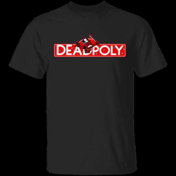 Pop-Up Tee: Deadpoly